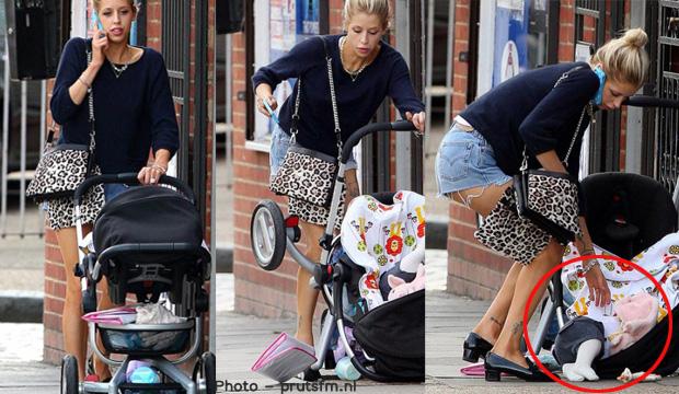 รถเข็นเด็ก,รถเข็นเด็กอันตราย,baby stroller,baby incident,รถเข็น,อุบัติเหตุเด็ก,อุบัติเหตุบันไดเลื่อน,บันไดเลื่อน,