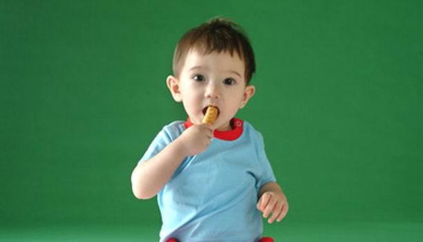 ลูกชอบกินน้ำอัดลมและขนมขบเคี้ยว