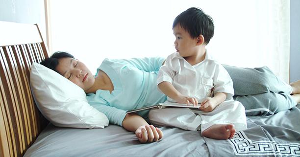 เด็ก, พัฒนาการเด็ก, การนอนของเด็ก, ลูกไม่ยอมนอน, เด็กไม่ยอมนอน, ลูกนอนดึก, เด็กนอนดึก, ลูกนอนไม่หลับ, นอนยาก, การเลี้ยงลูก
