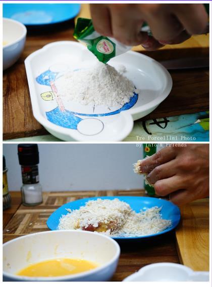 หมูทอด ,ทงคัตสึ, ชีส,อาหารลูก,อาหารเด็ก,อาหารญี่ปุ่น,ข้าวหมูทอด,หมูทอดชีส,หมูทอดสอดไส้ชีส,อาหาร,สูตรอาหาร,เมนูอาหาร,ทงคัตสึชีส,Tonkatsu