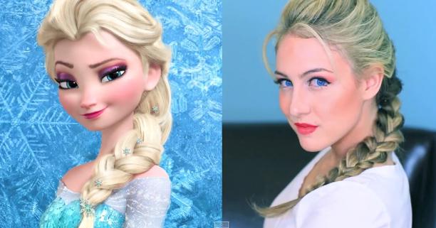5 ทรงผม,ทรงผม elsa,ทรงผมเอลซ่า,ทรงผมแอนนา,ทรงผม Frozen,Frozen,5 ทรงผมสวย,เจ้าหญิงแอนนา,เจ้าหญิงเอลซ่า,เจ้าหญิง frozen,disney,ดีสนีย์,