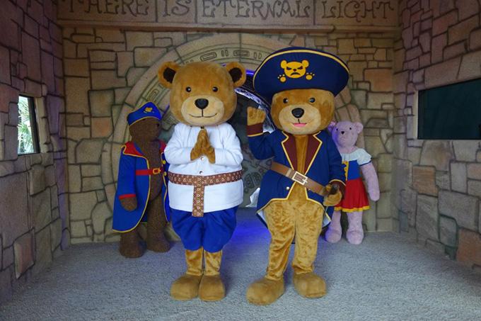 Teddy Bear Museum,สถานที่ท่องเที่ยว,พัทยา,ท่องเที่ยว,ครอบครัว,ตุ๊กตาหมี