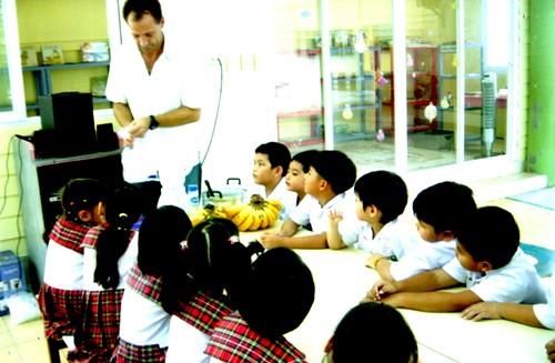 โรงเรียนอนุบาลบ้านวังทอง, โรงเรียนอนุบาล, หาโรงเรียน, แนะนำโรงเรียน, ปทุมธานี